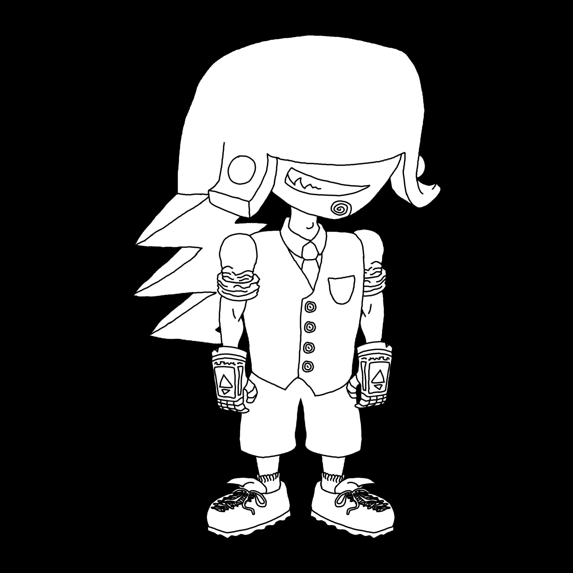 The Skull Kid.