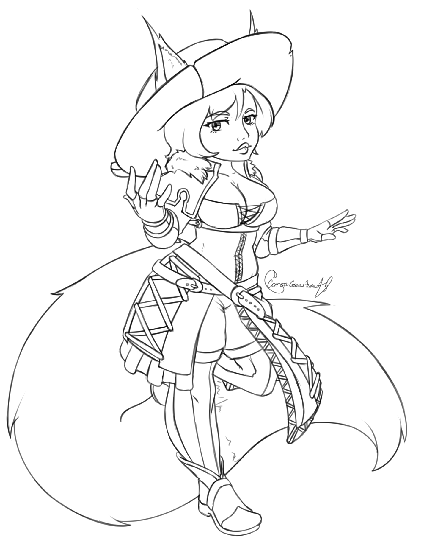 Witchstacc doodle 2