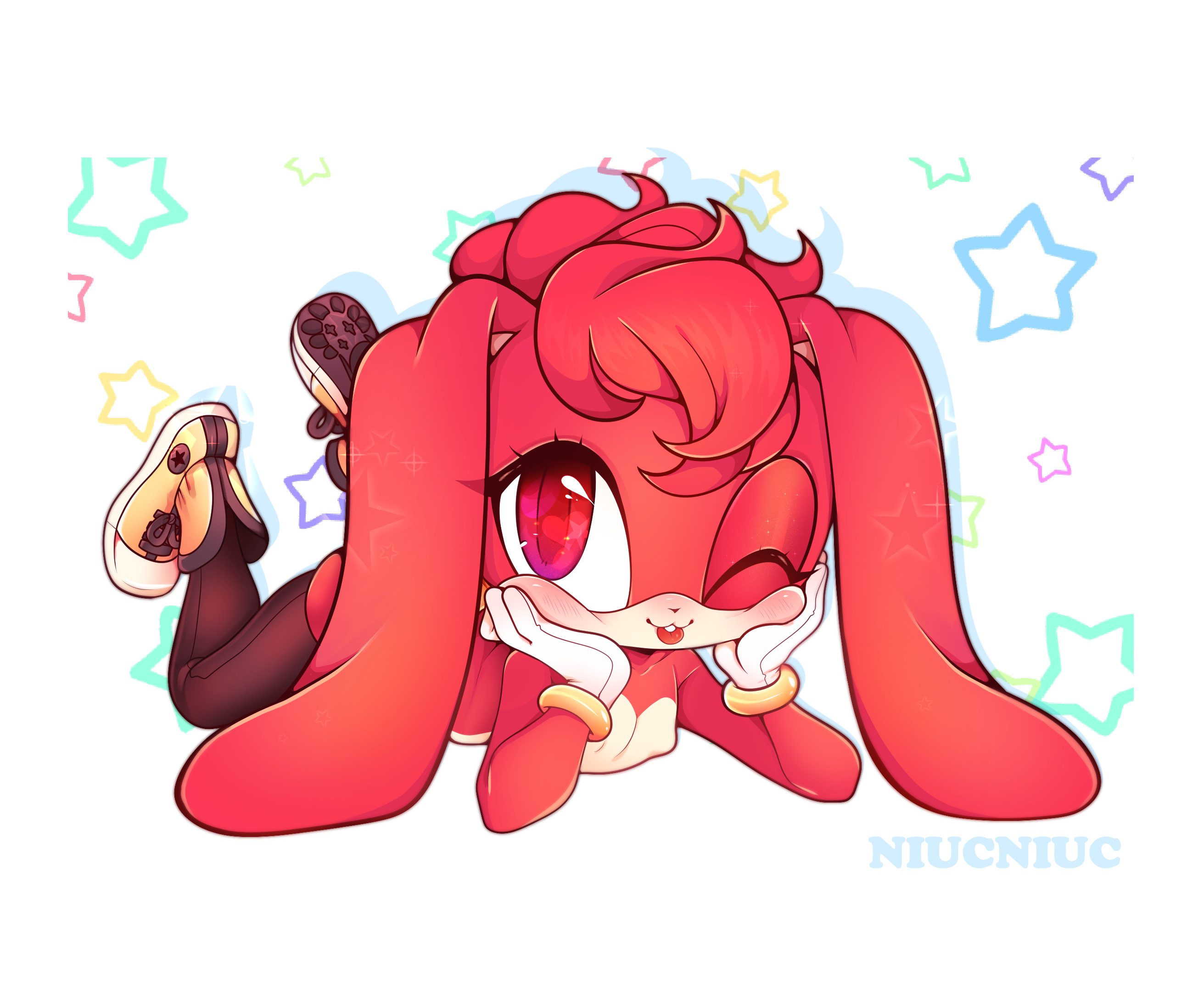 Commission of Coco by NiucNiuc