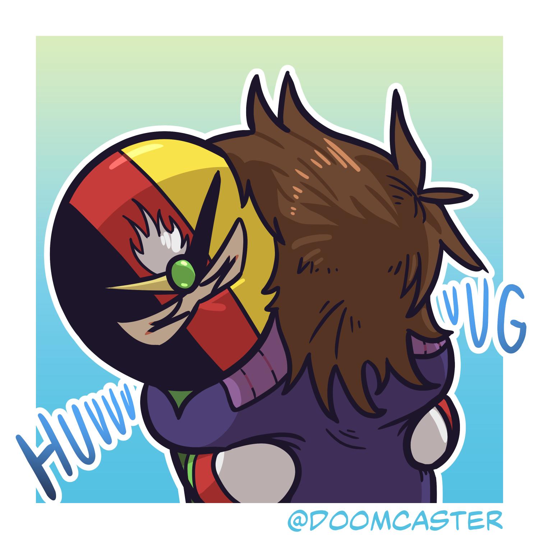 Schwarz Hug