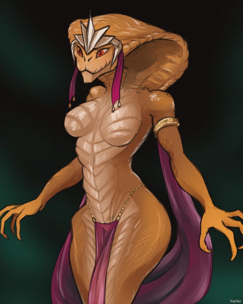 Viper Heram Outfit
