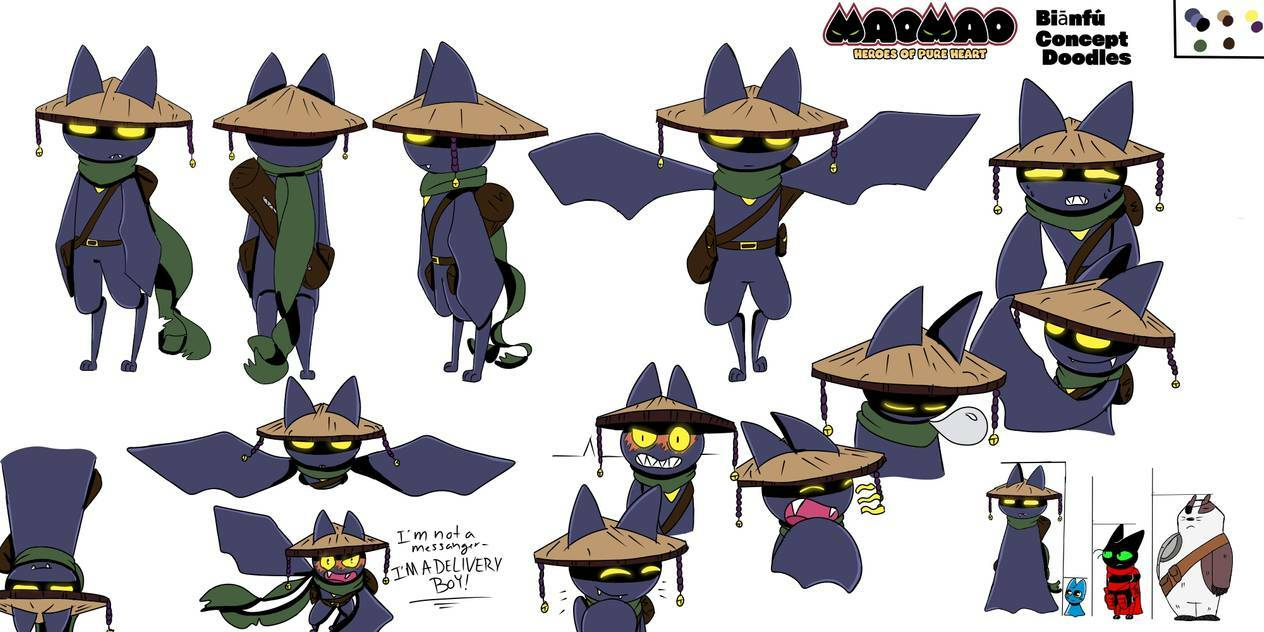 Bianfu Concept Doodles Mao Mao Heroes Of Pure Heart By Animextremex On Newgrounds With tenor, maker of gif keyboard, add popular adorable anime animated gifs to your conversations. bianfu concept doodles mao mao heroes