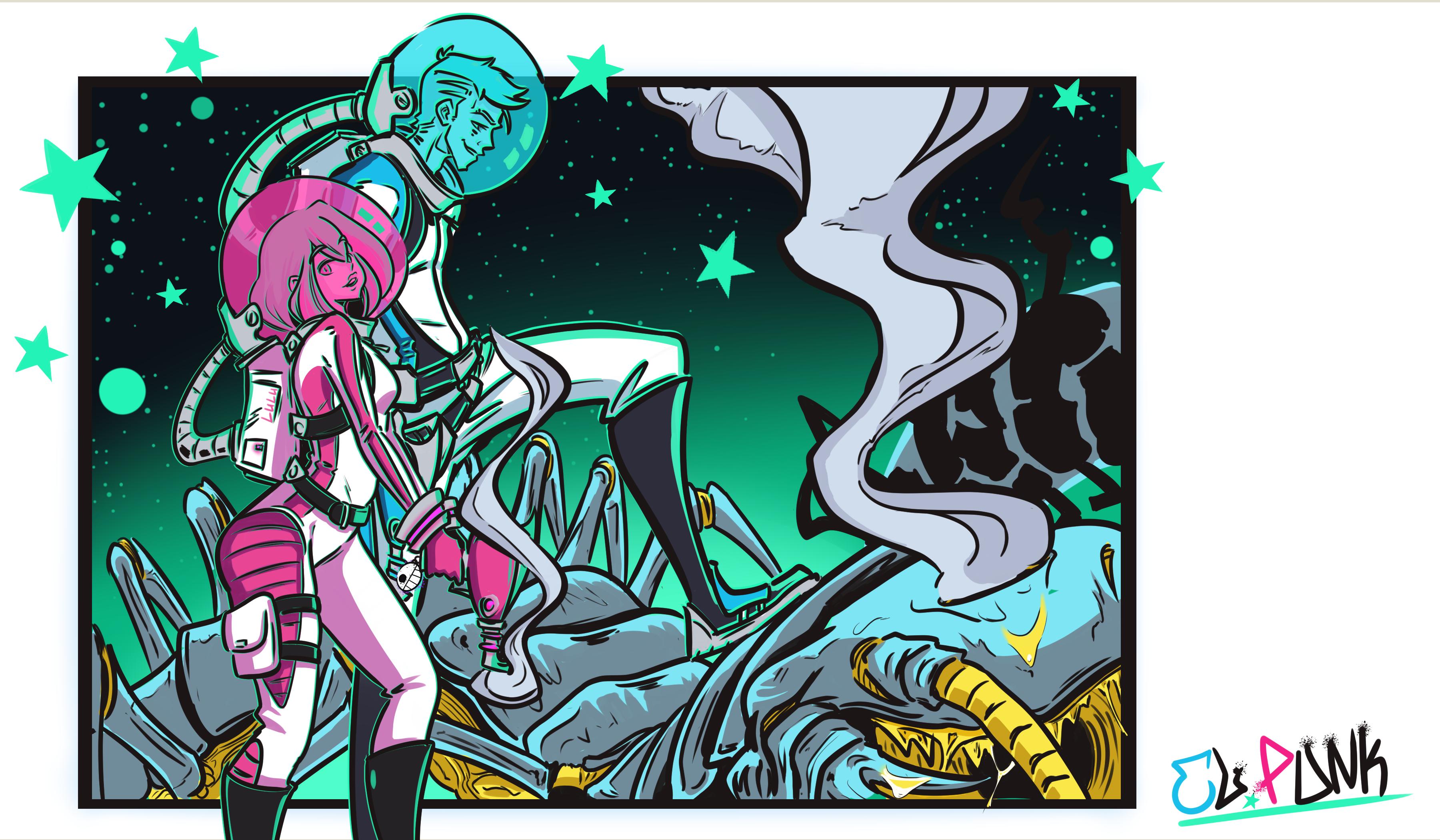 Space Rangers Ranging