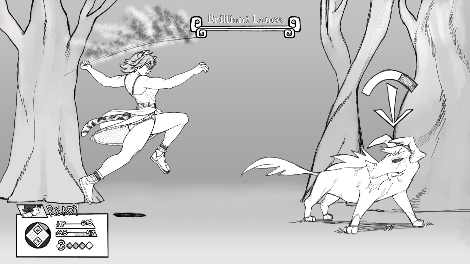 Fantasy Action RPG Concepts