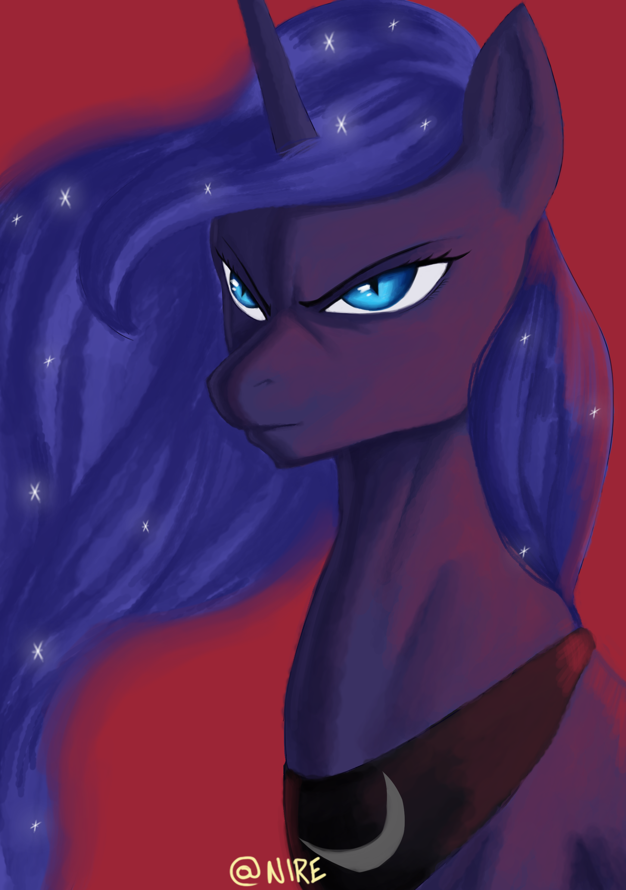 Test painting