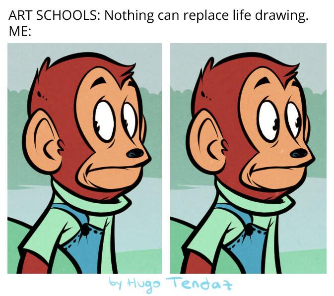 Meme Drawing Lessons