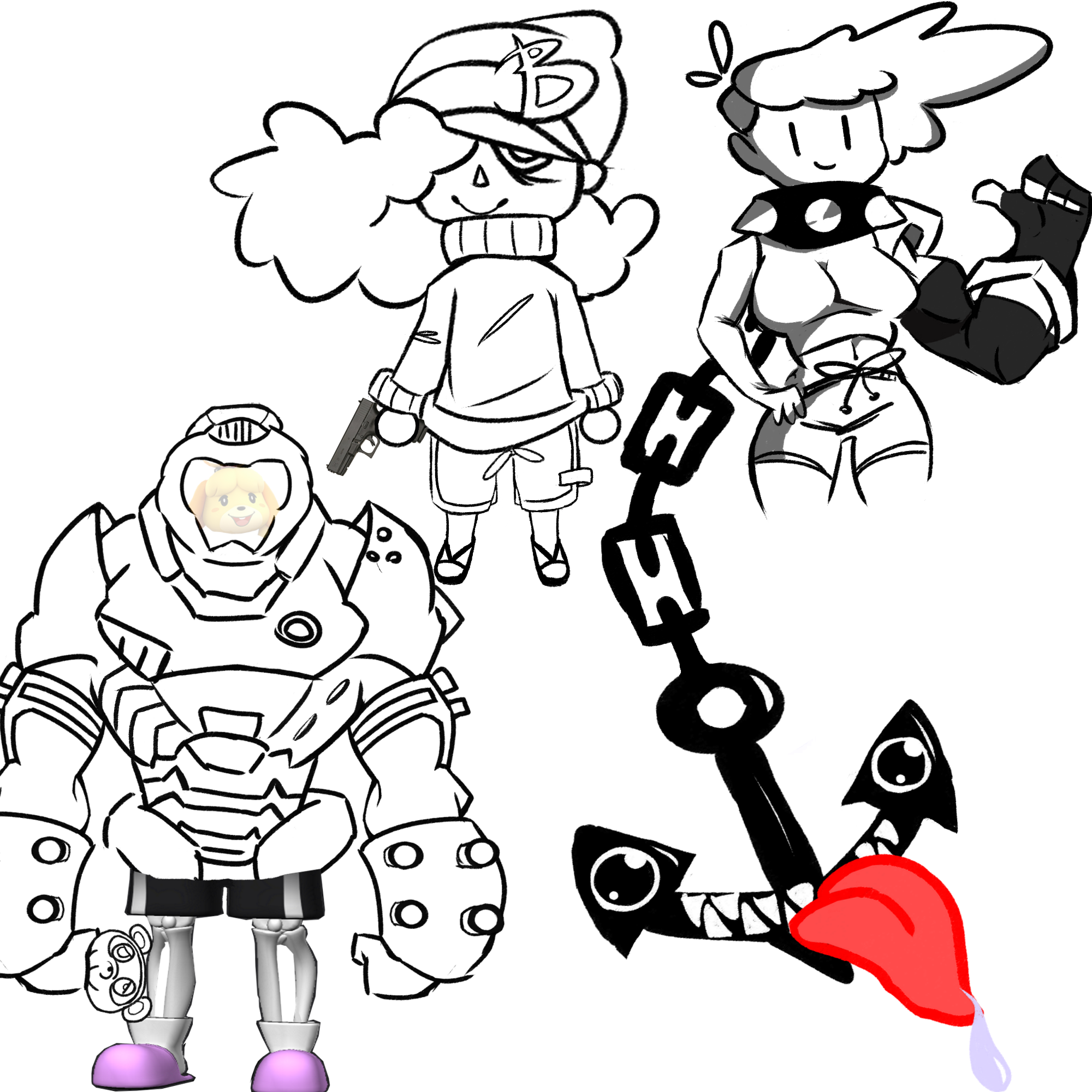 Drawpile/Doodle thingy