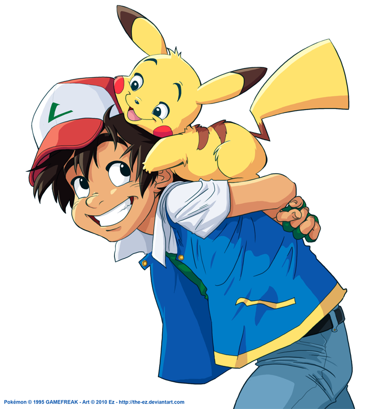 Pika-back Ride