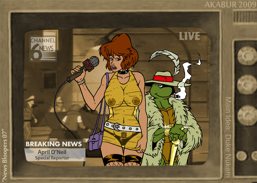 News Bloopers 07