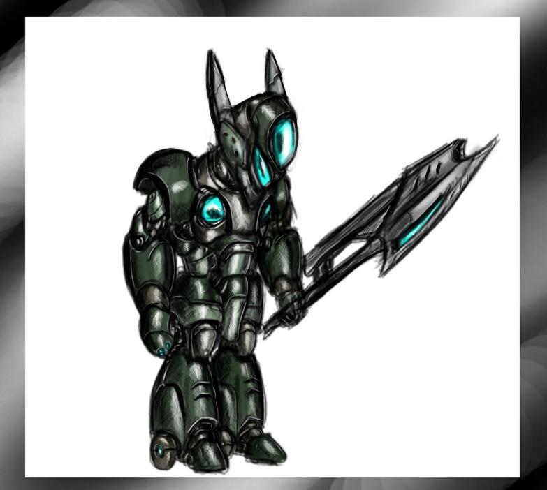 Superdeformed bot reworked