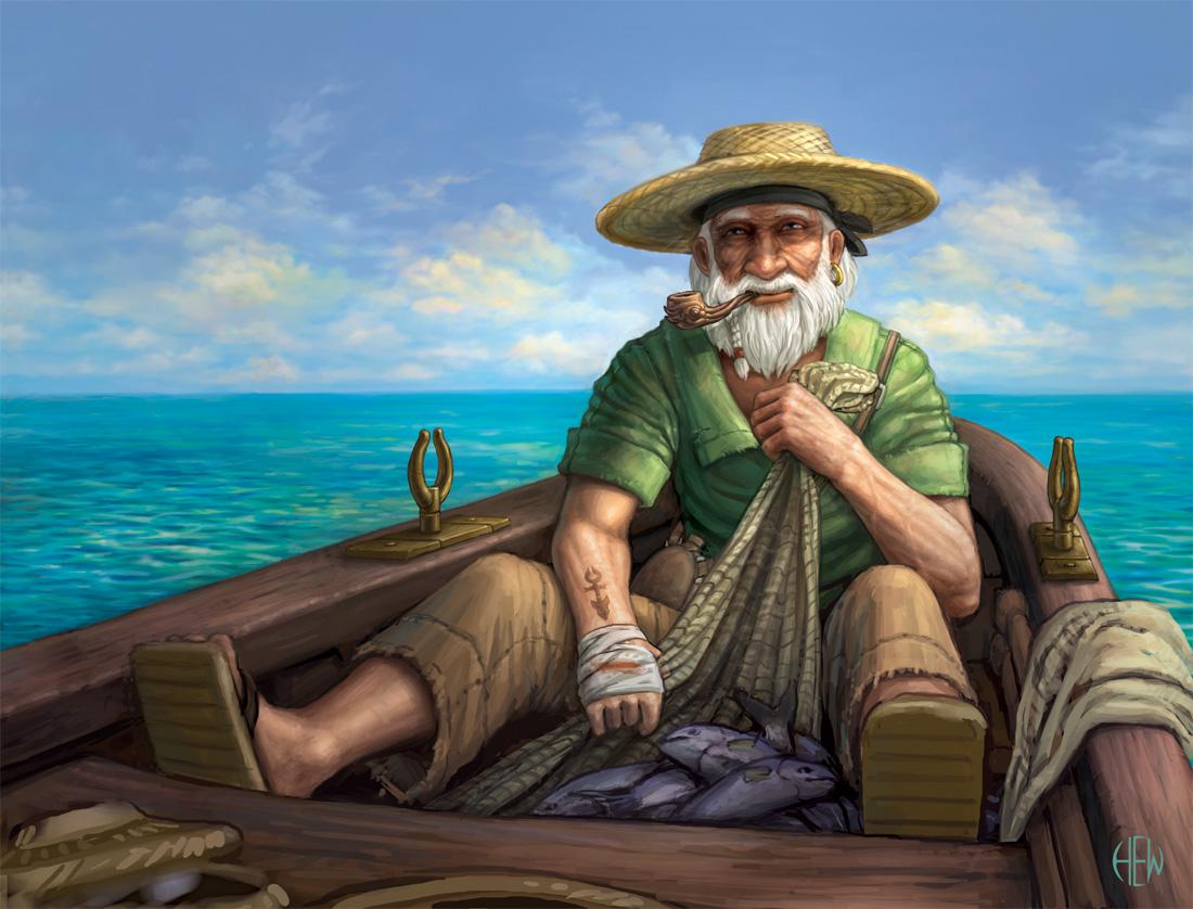 Joa the Fisher