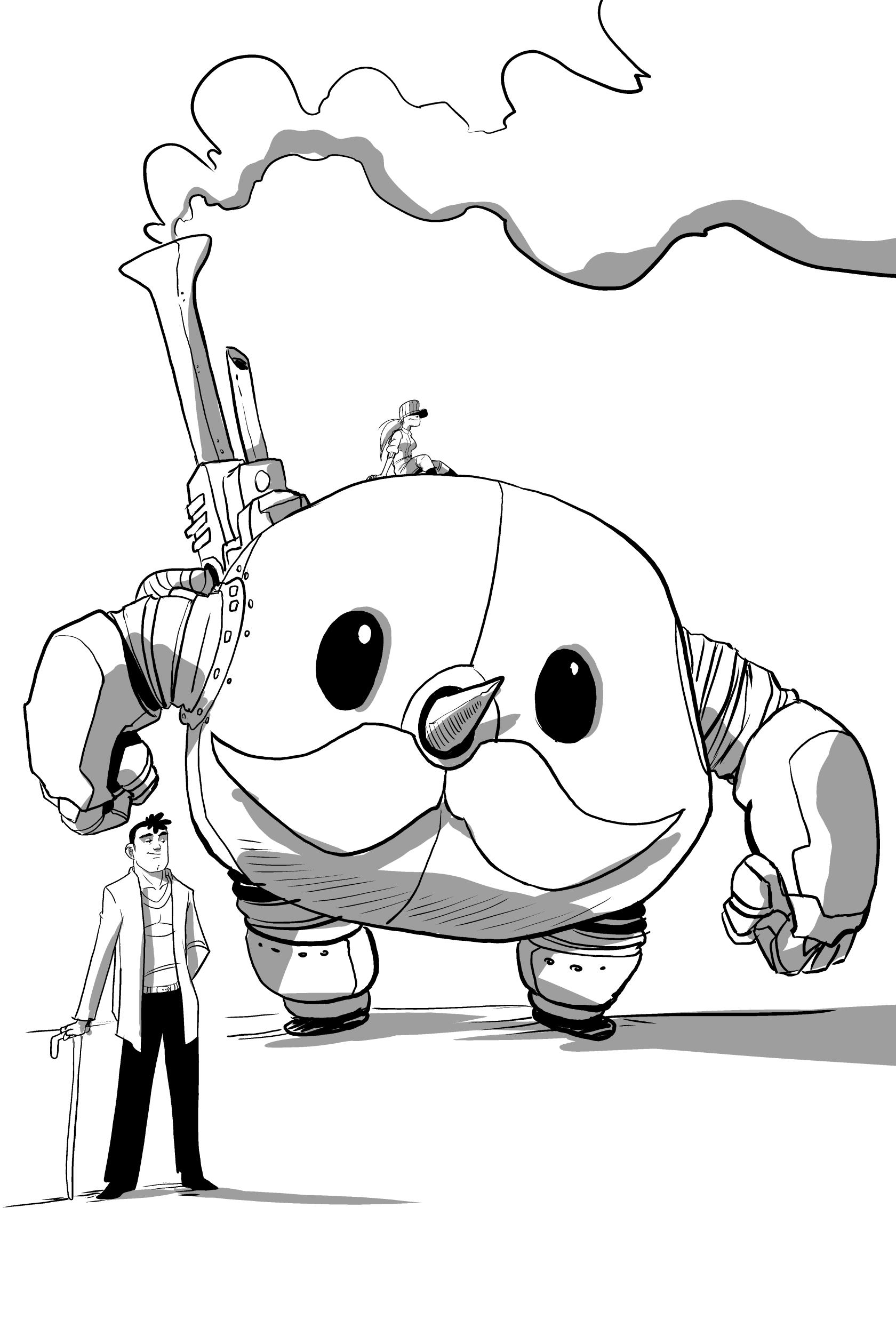 Mr. Engine