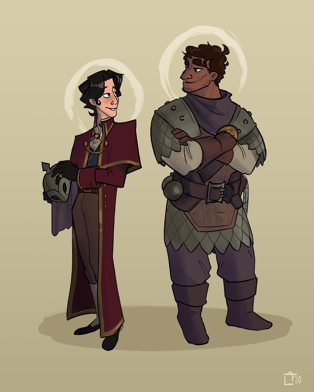 [C] Robin + Tardif