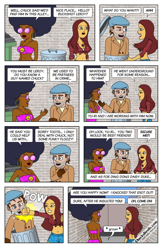 Chuck's Devils - Episode 10, Page 5
