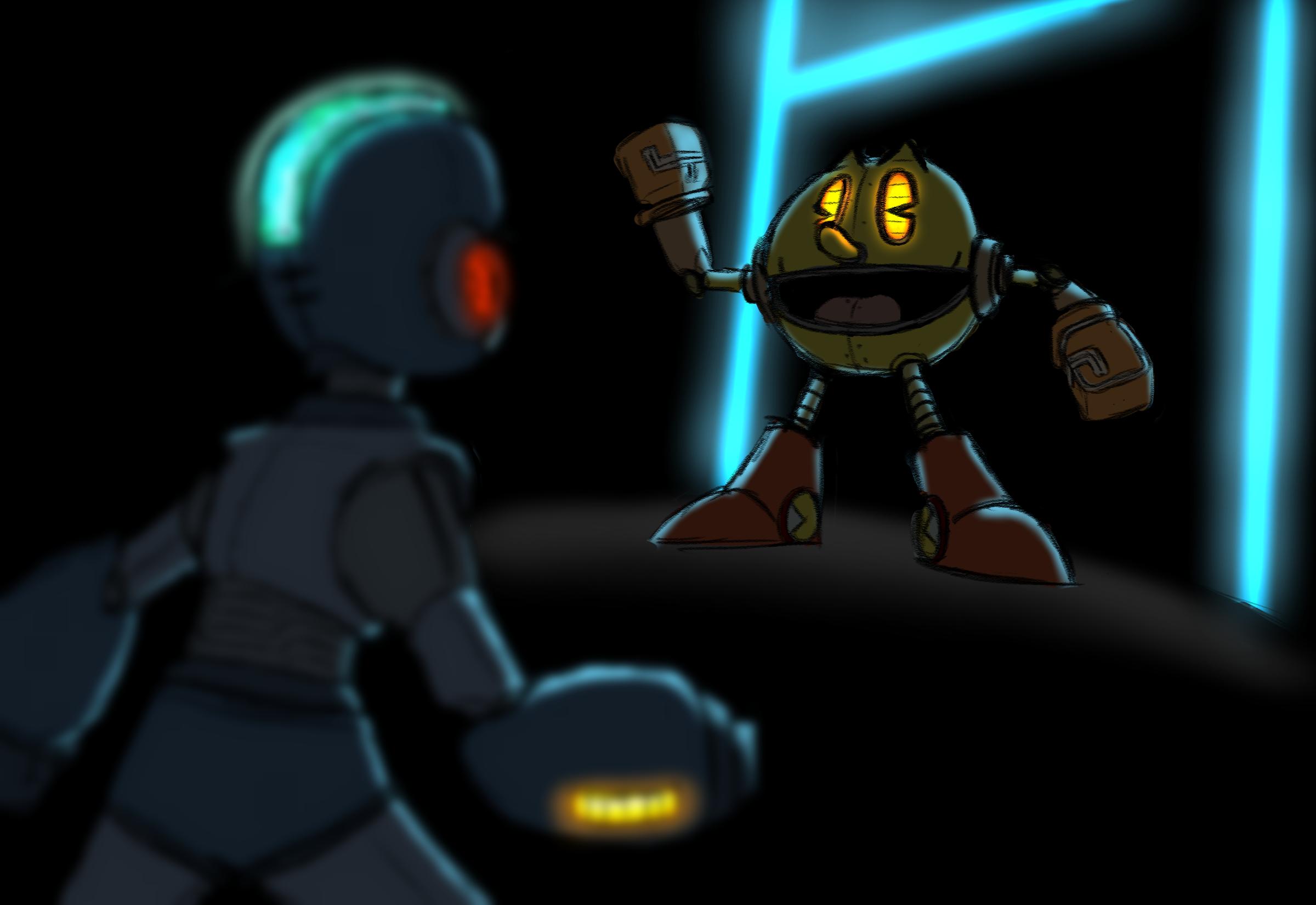 Wily Robot No. 55