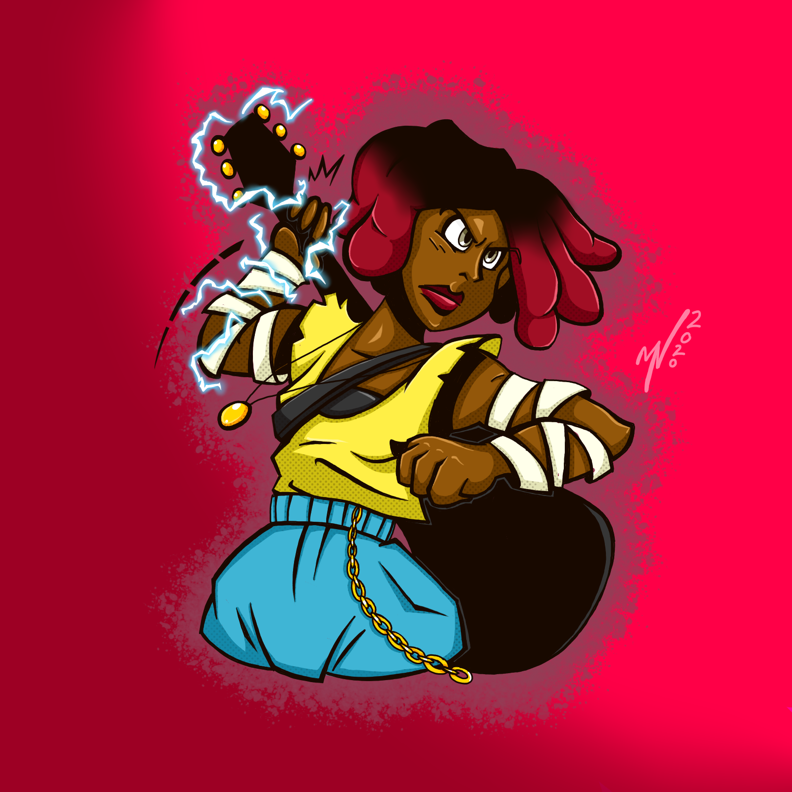 SOR4: Cherry Hunter