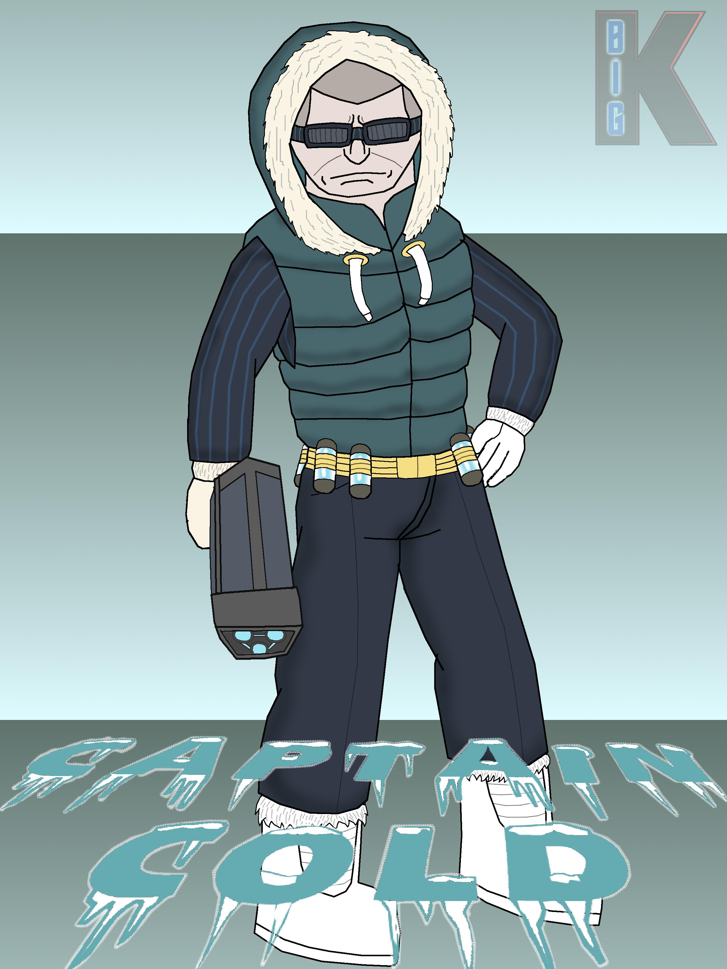 Mult 52: Captain Cold