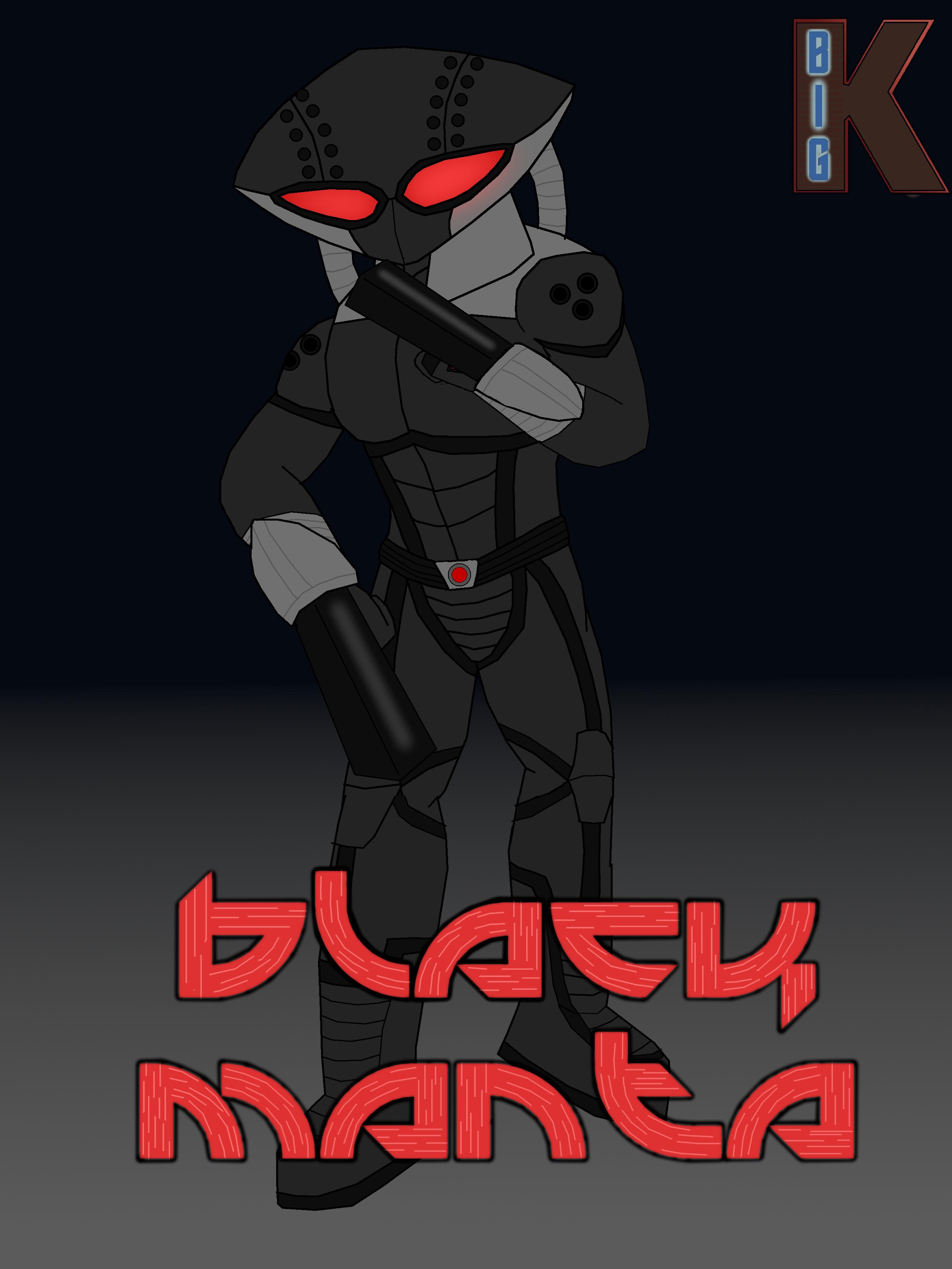 Mult 52: Black Manta