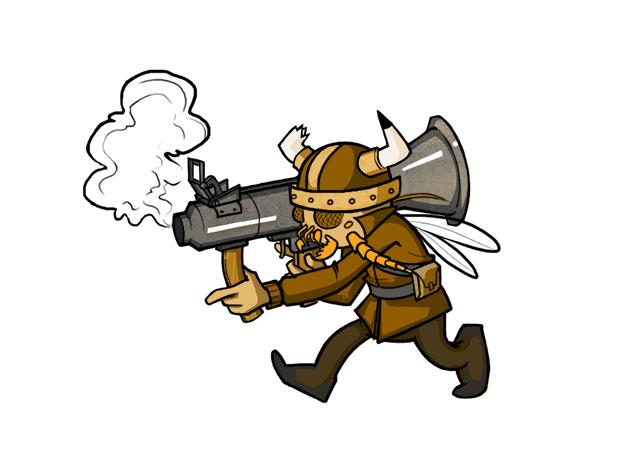 bug soldier