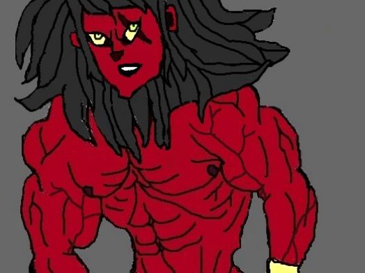 Red Lion Dude