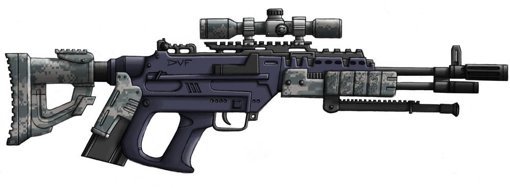 DVF M38 EBR