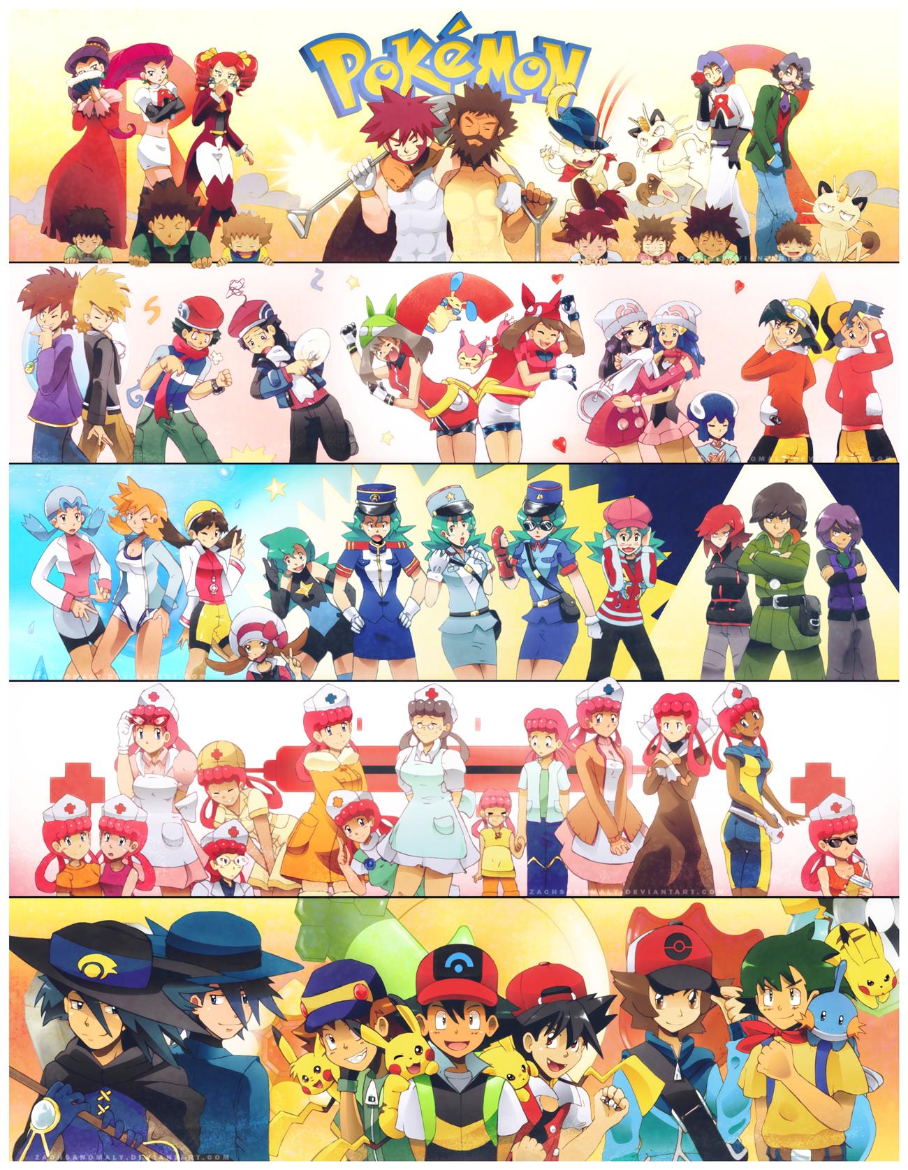 Pokemon : Attack Of The Clones