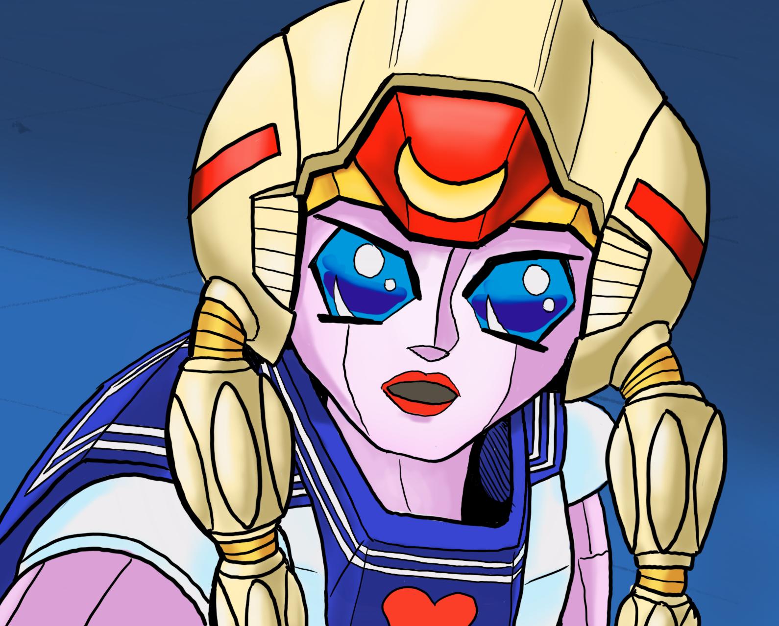 Sailor Cybertron