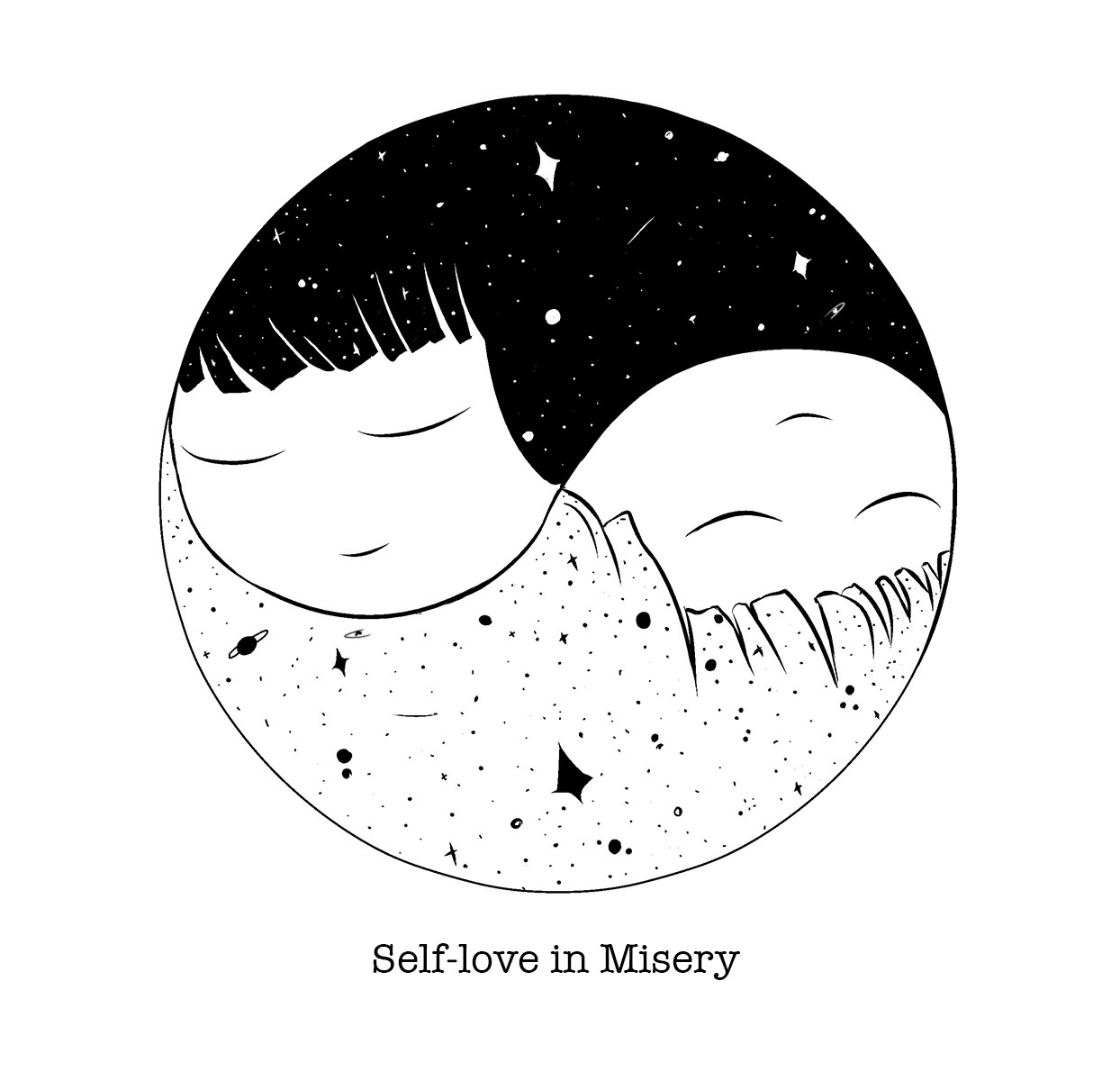 Self Love in Misery