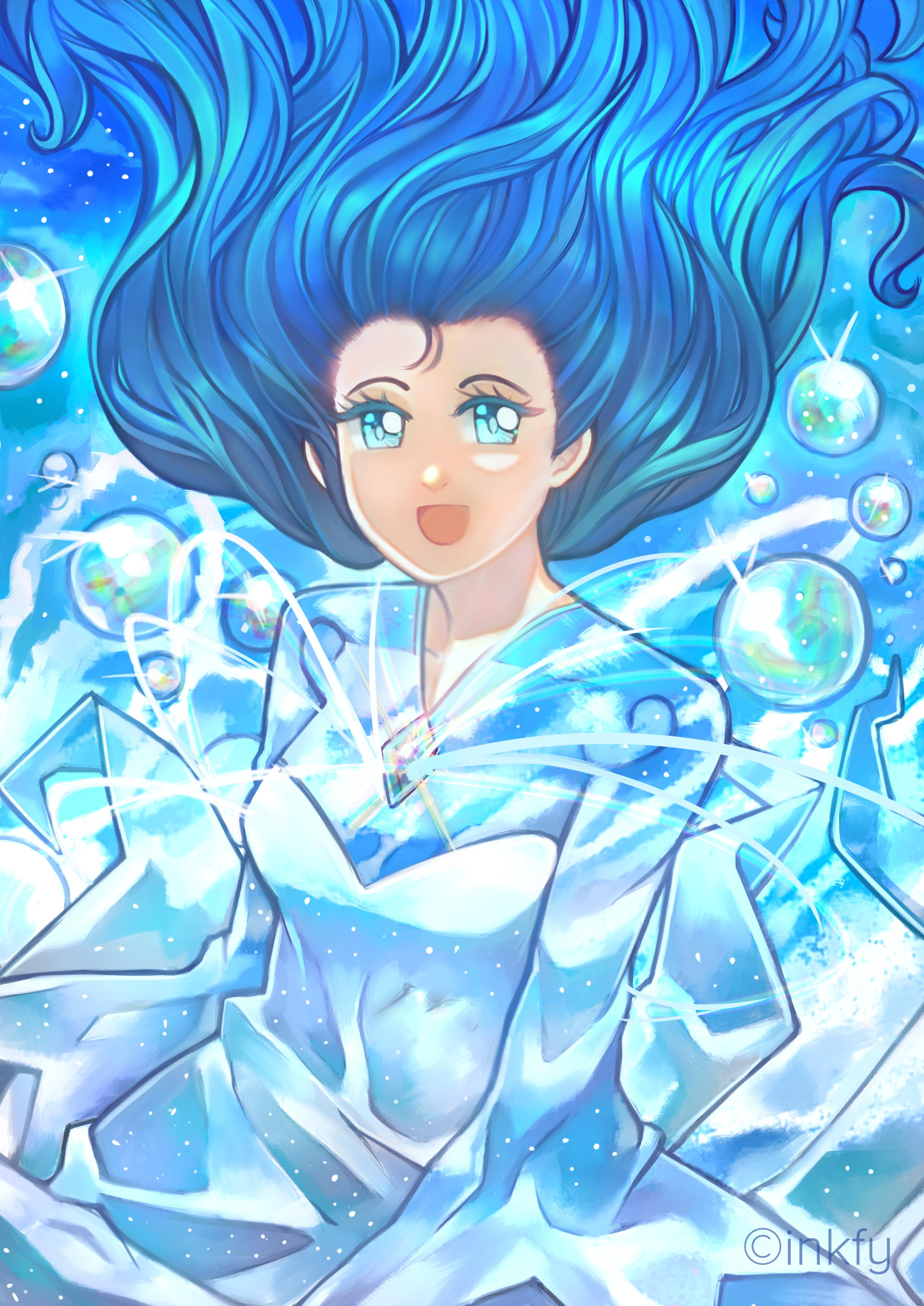 Underwater Transformation