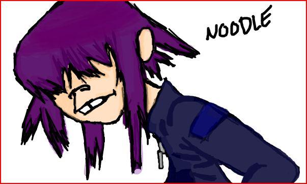 Noodle quicksketch *colored*