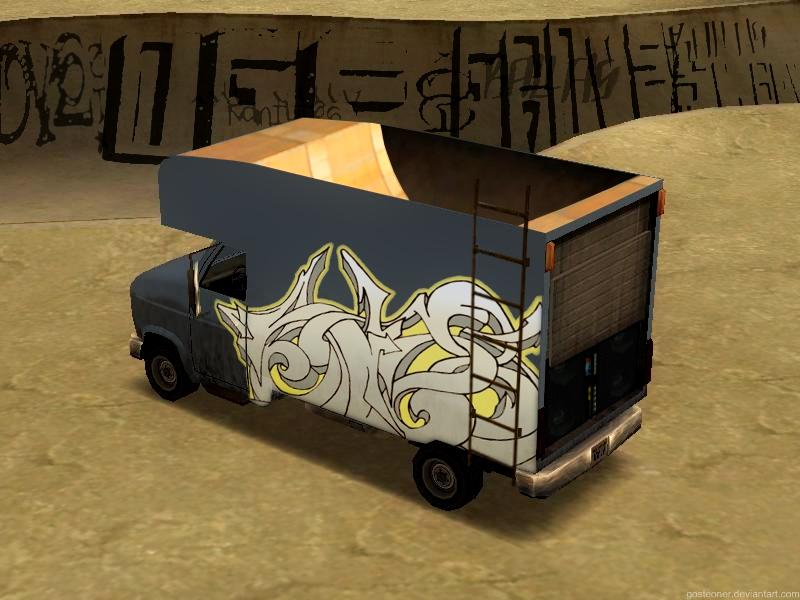 SK8 Van