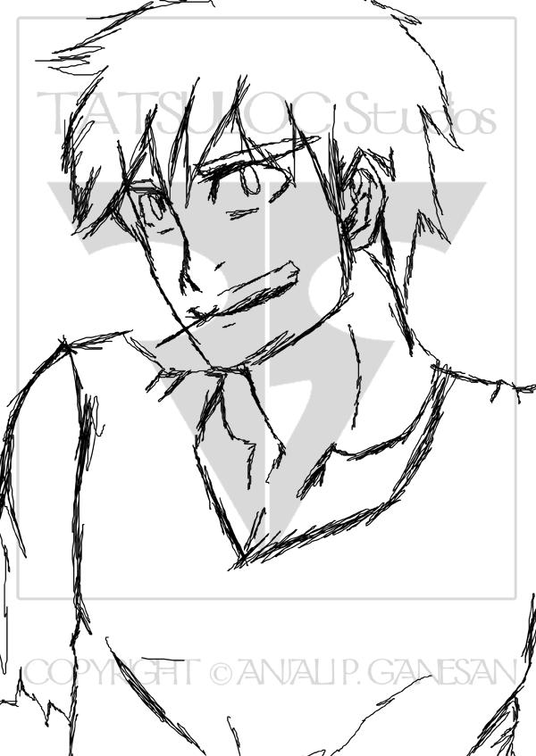 Madd - First Sketch