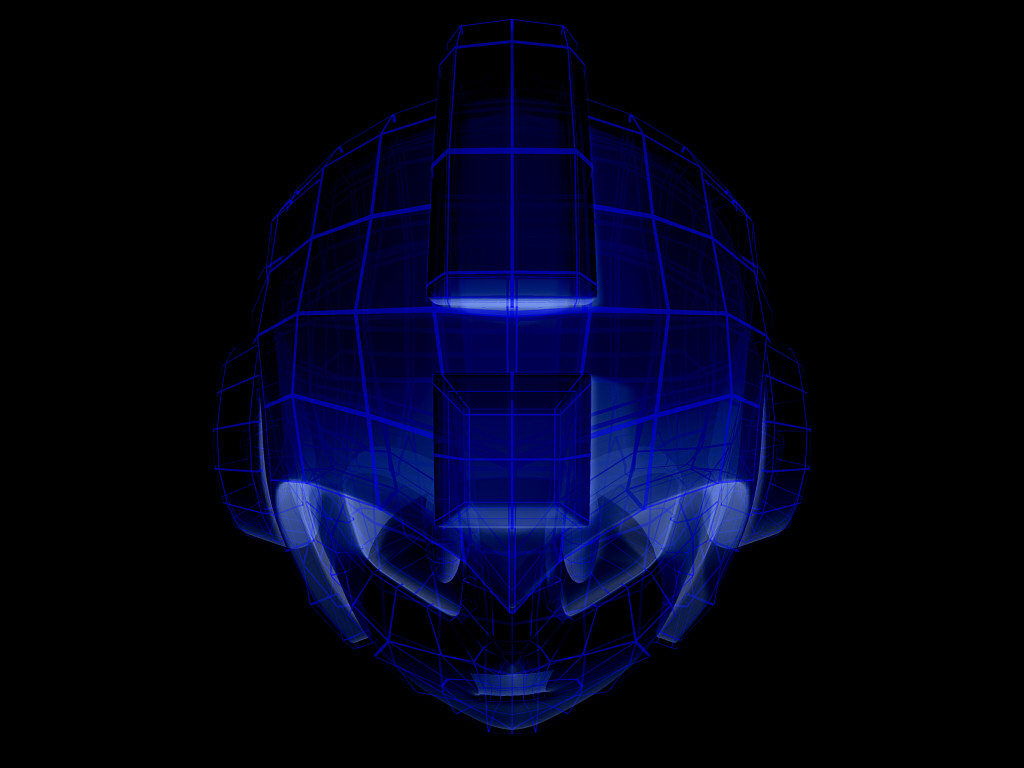 MegaMan Hologram