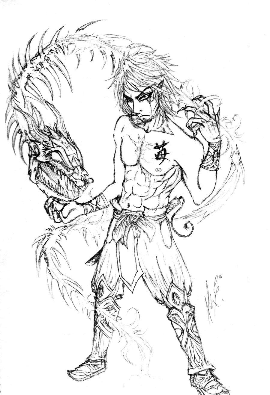 Kyuu:The Demon Summoner