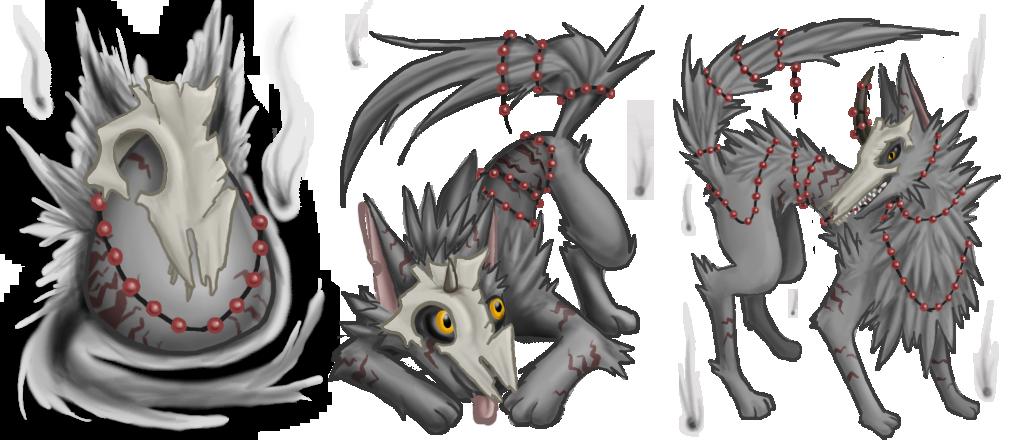 Cursed Spirit Adoptable