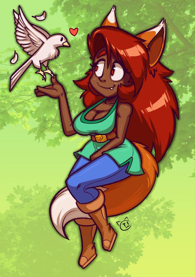Foxy Wife