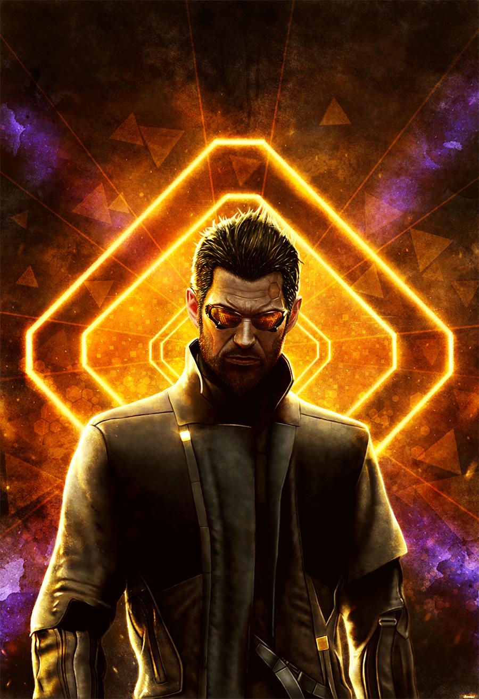 Deus Ex - Adam Jensen