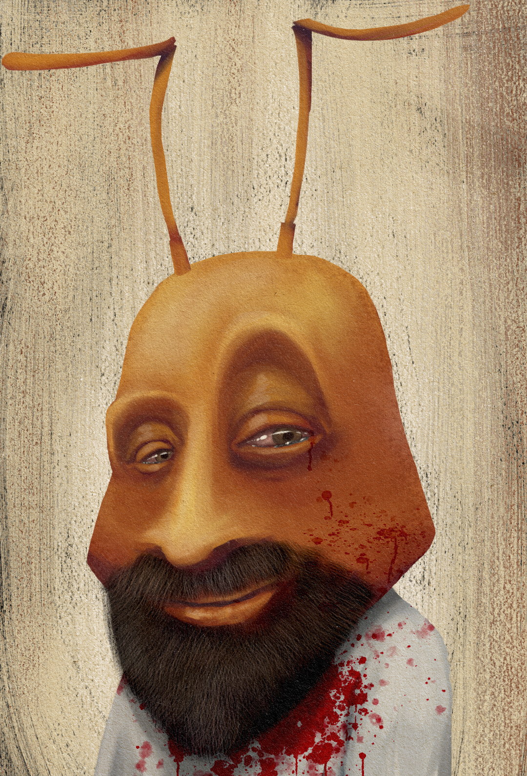 """Tomar in Prime Ant Form"""