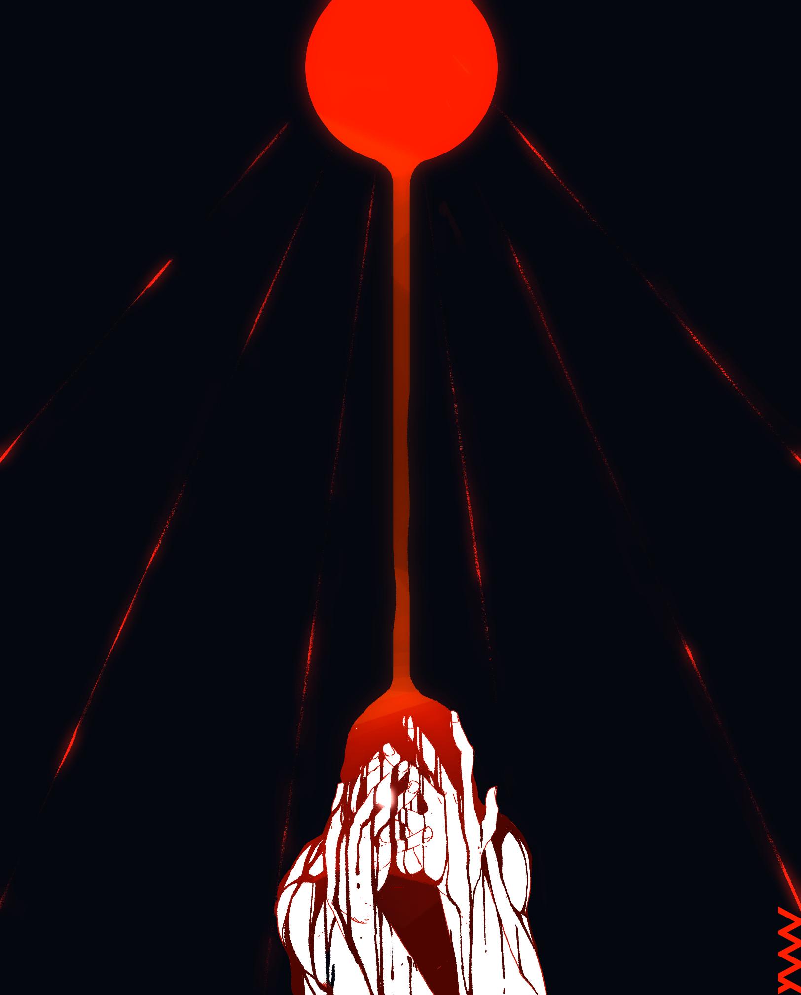 Luna Rossa (Red Moon)
