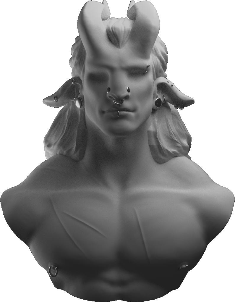 Florian bust