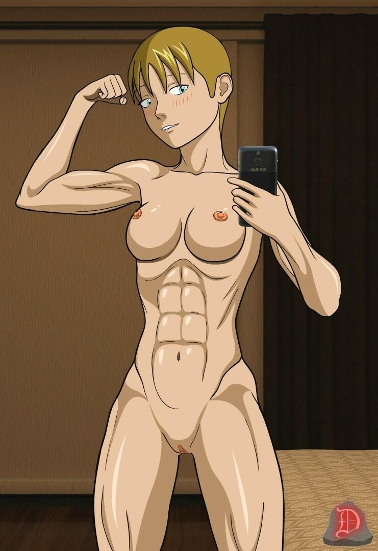 Yuri selfie