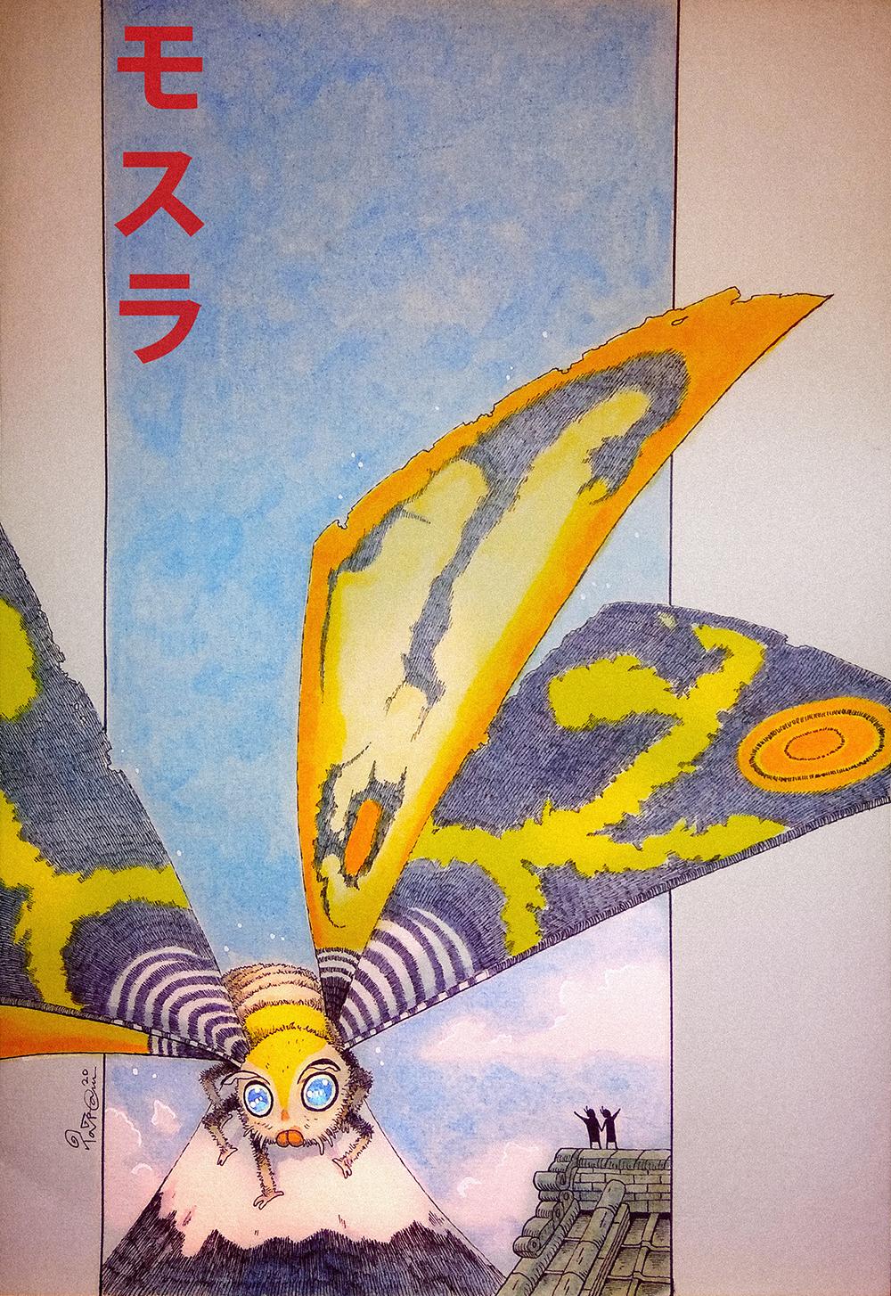 Mosura (Mothra)