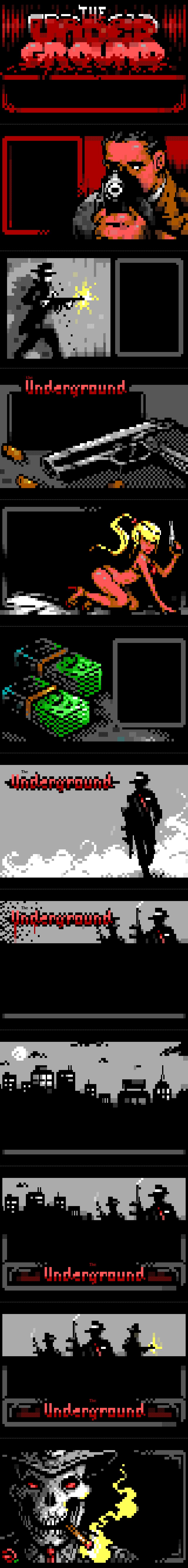 The Underground BBS Theme