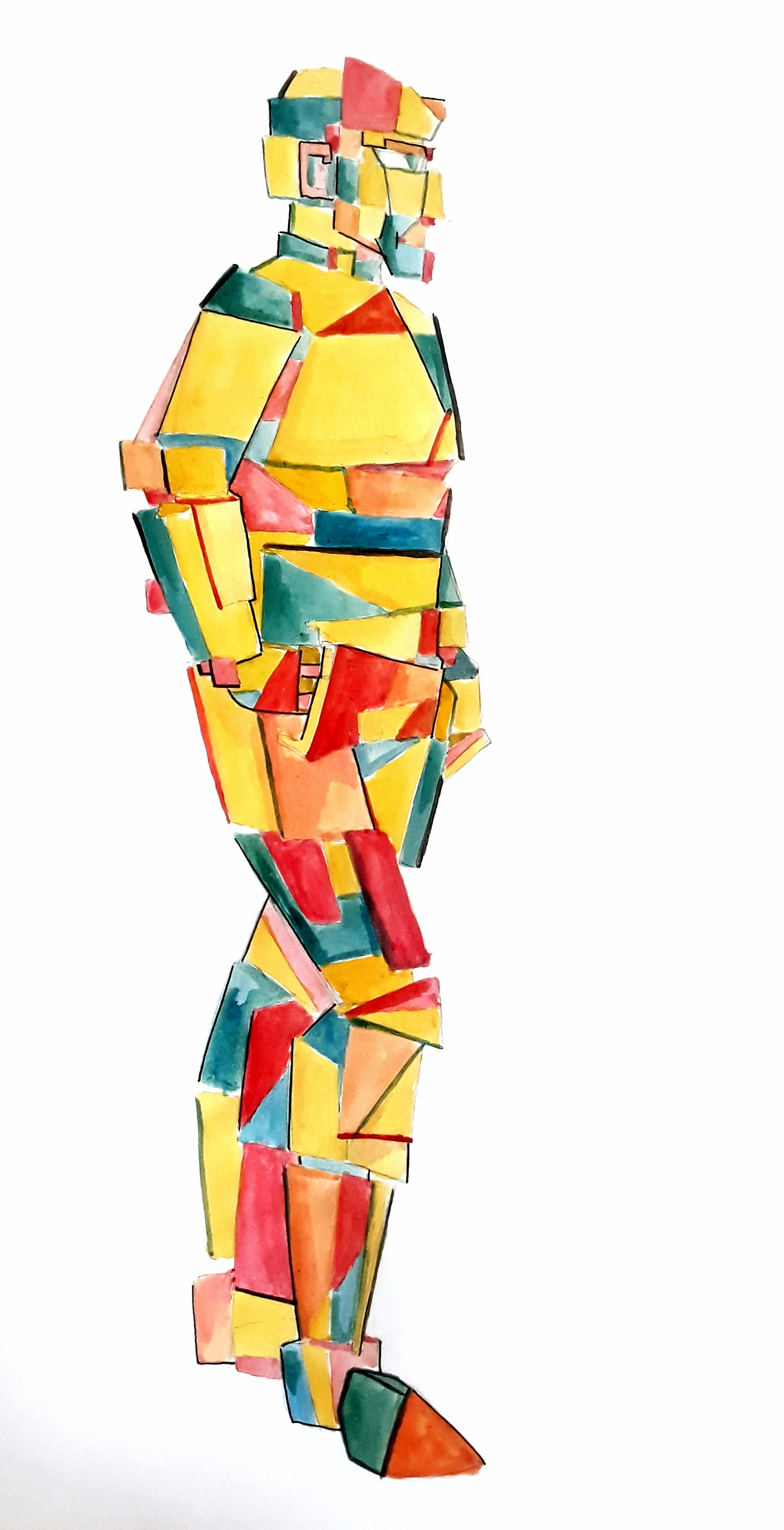 Cubism models