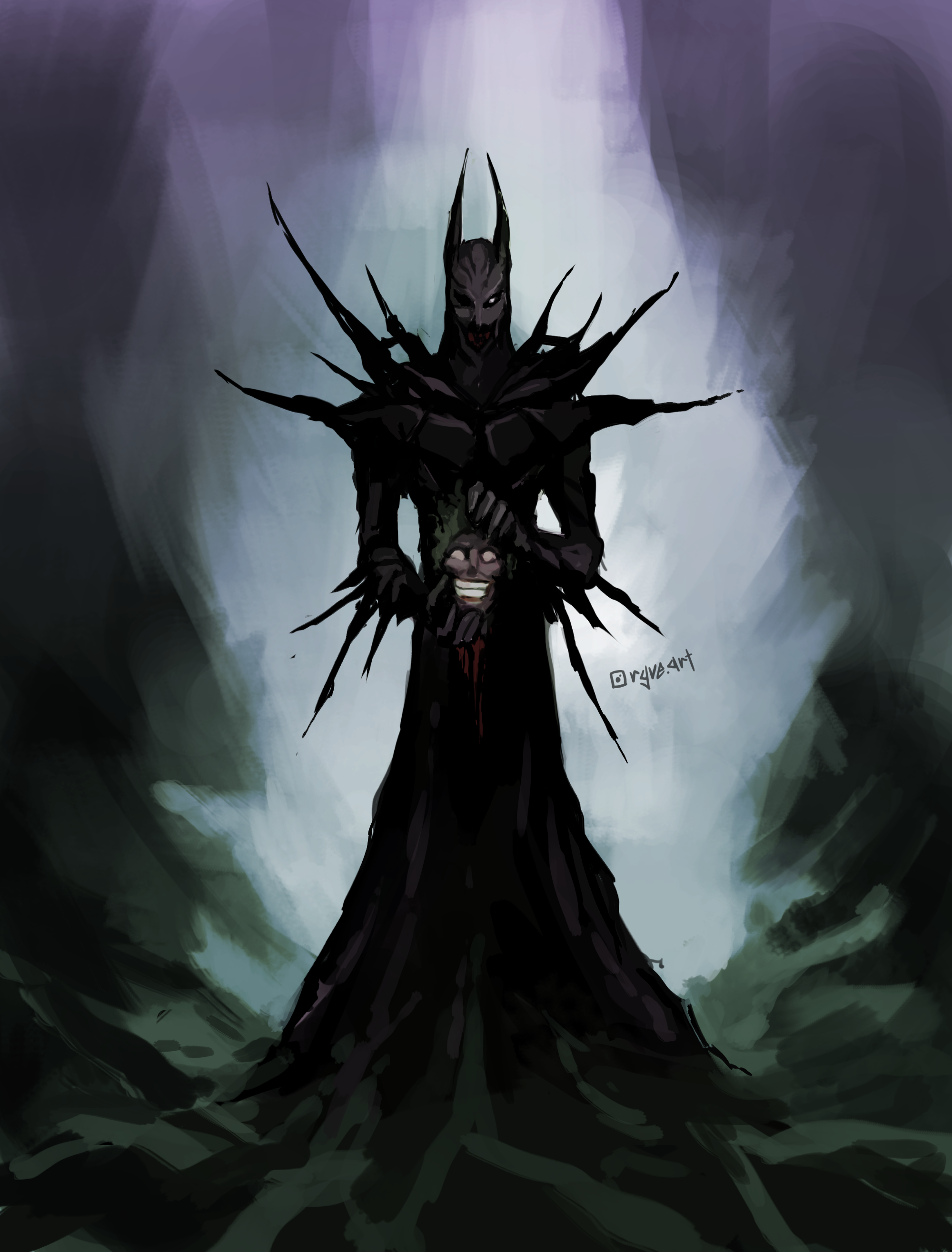 Edgelord Batman