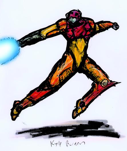 samus random doodle 1