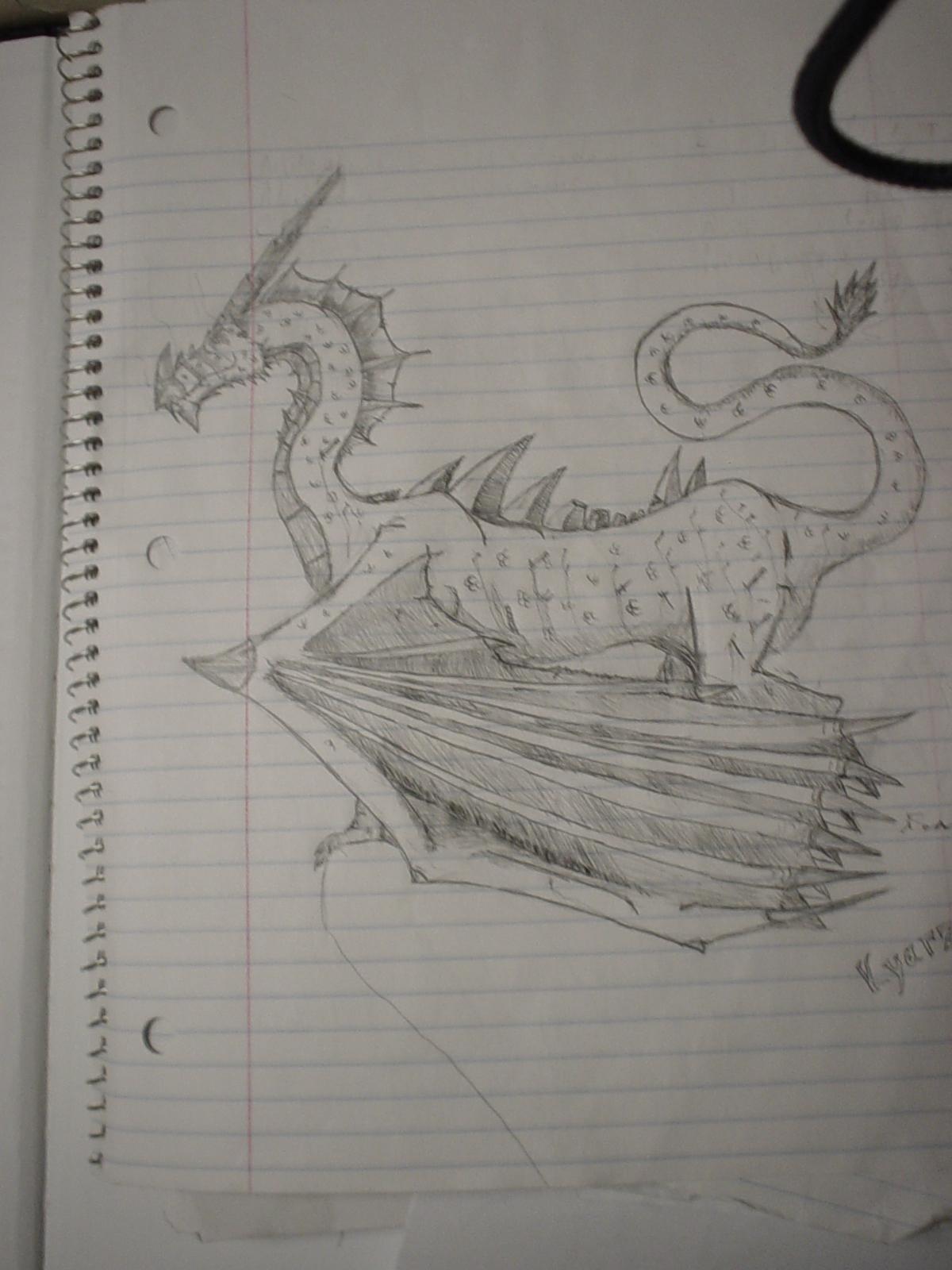 Dragon Again