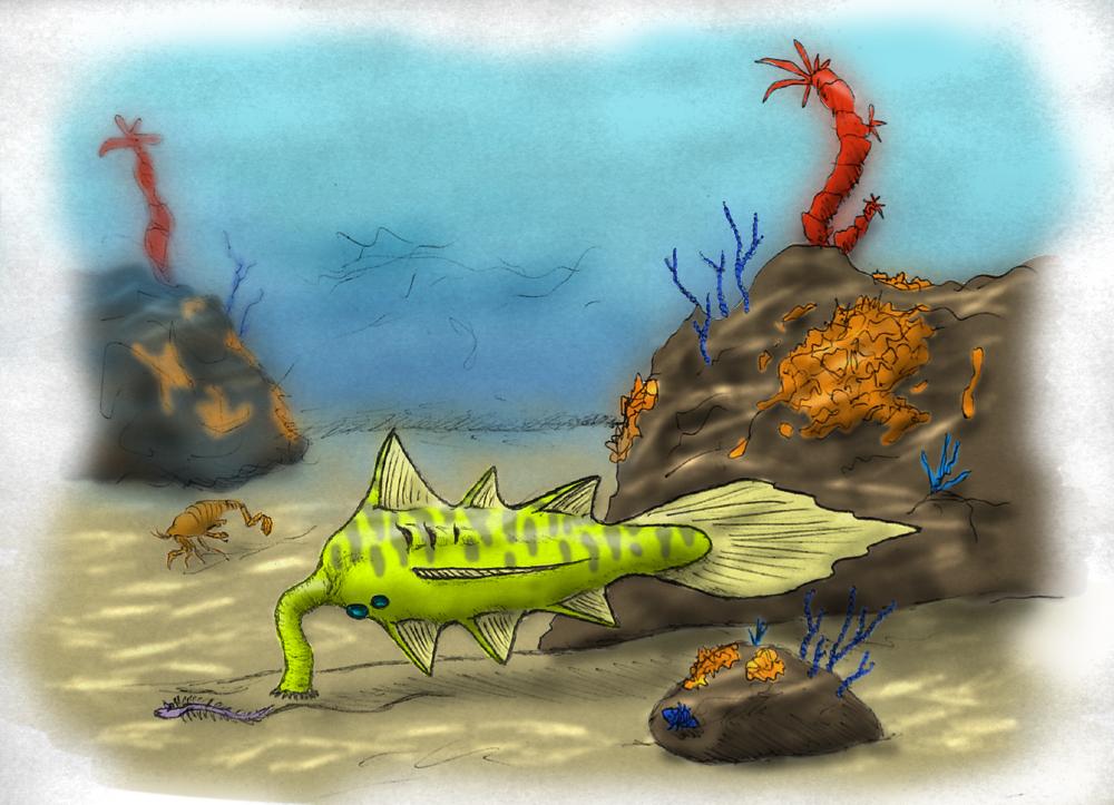 Buxithytes Alien