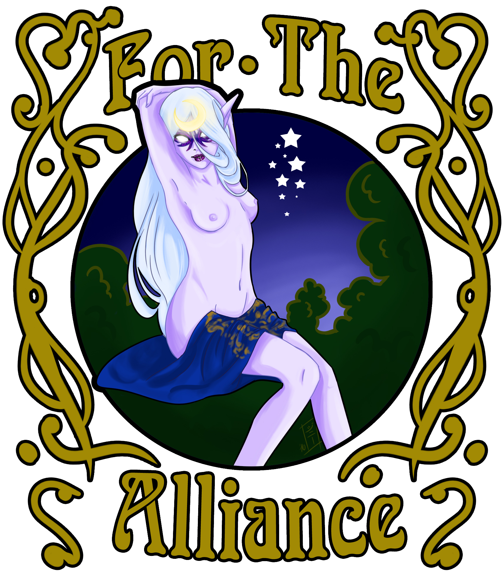 For the Alliance redux