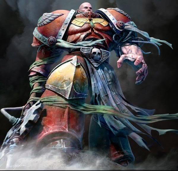 Warhammer 40k Seargent